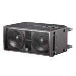 Yorkville PSA1S 1400W 2x12 Powered Subwoofer