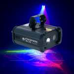 ADJ ATMOSPHERICLED Red & Green Webtype Laser