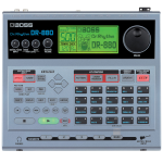 Boss DR-880 Dr. Rhythm Programmable Drum Machine with Sequencer (DR-880)