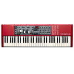 Nord NE4DSW61 Electro Piano/Organ/Synth Hybrid with Drawbars and 61 Semi-weighted Keys (NE4DSW61)