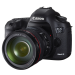 Canon EOS5DMKIII 22.3MP DSLR Camera