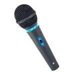 Apex APEX850 Dynamic Mic W/switch
