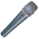 Shure BETA-57A Supercardioid Dynamic Mic