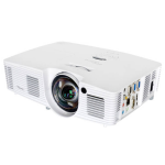 Optoma W316ST 3400 Lumen Short Throw Projector