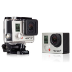 GoPro HERO3PLUS Silver Edition Camera