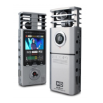 Zoom ZQ3HD Handheld HD Video Audio Recorder