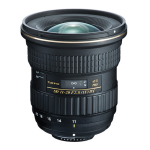 Tokina AT-X116PRODX Wide Angle Zoom Lens
