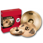 Sabian B8PR20 B8Pro Cymbal Performance Pack (Ride, Crash and Hats)