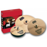 Sabian B8R20 B8 Cymbal Performance Pack (Ride, Crash and Hats)