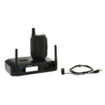 Shure GLXD1 Wireless Lavalier System