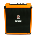 Orange CRUSHBASS50 50 Watt Bass Amp w/ 12""
