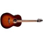 Seagull Entourage Series Burnt Umber Dreadnought Sized Acoustic Guitar with Electronics (041886)
