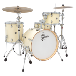 Gold Level Gretsch Catalina Cocktail/Club 4 Piece Mahogany Drum Kit (CT1-J484)