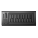 Roli Rise25 USB MIDI Keyboard Contoller and Synthesizer with 5D Touch Keybed (RISE25)