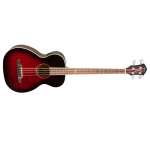 Fender Grand Concert-Sized Acoustic Bass Guitar with Electronics (T-BUCKETBASS)