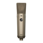 Warm Audio WA-87 Large Diaphragm Condenser Mic