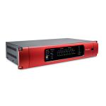 Focusrite REDNET-3 32 Digital I/O Interface
