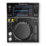 Pioneer XDJ-700 Compact Digital Multiplayer