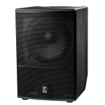"Yorkville ES18P 18"" 1600w Elite Powered Subwoofer"