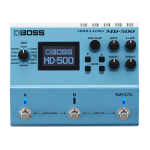 Boss MD-500 Modulation Multi-effects Pedal