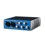 Presonus AUDIOBOXUSB96 2ch 24-bit/96kHz USB 2.0 Audio Interface