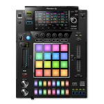 Pioneer DJS-1000 Sampling Workstation