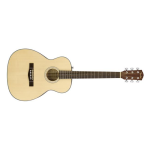 Fender CT-60S Travel-body Acoustic Guitar