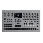 Elektron AnalogFourMKII 4-Voice Polyphonic Analog Synthesizer and Sequencer (ANALOGFOURMKII)
