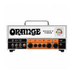 Orange ROCKER15TERROR 15-watt 2-channel Tube Head