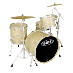 Mapex Classic Pro 7 Ply Maple Drum Kit with Hardware