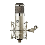 Warm Audio WA-47 Large-diaphragm Tube Condenser Mic