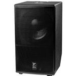 "Yorkville ES15P 15"" 1800w Elite Powered Subwoofer"