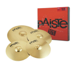 Paiste 101R20 Paise 101 Series Cymbal Pack