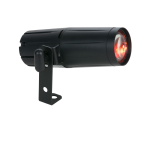 American DJ LED RGBW Pinspot with Quad Color Control (PINSPOTLEDQUAD)