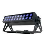 20x1w UV LED Bar with IR Control and UV Stroving (UVLEDBAR20IR)