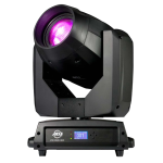 American DJ 300 Watt High-Powered Hybrid LED Moving-Head (VISIBSW300)