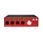 Focusrite CLARETT4PREUSB 18-in/8-out USB 2.0 Audio Interface