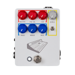 JHS COLOURBOXV1 Vintage Neve Style Preamp & Distortion Pedal
