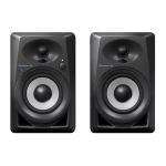 "Pioneer DM-40BT Active 4"" Desktop Monitors w/Bluetooth"