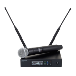 Shure QLXD4 Long Range Wireless Receiver