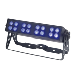 ADJ UVLEDBAR16 Ultra Bright Compact DMX UV LED Bar