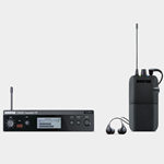 Shure P3R PSM300 Pro Wireless In Ear Monitor System