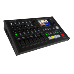 Roland VR-4HD 6-Input 4 Channel Video Switcher with FX (VR-4HD)