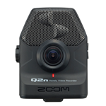Zoom ZQ2N Handy Video Recorder optimized for Musicians and DIY Video