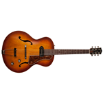 Godin 5th Avenue Kingpin P90 Archtop Hollowbody with P-90 Pickup (031986)