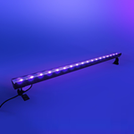 ADJ ECOUVBAR Ultraviolet Bar w/18 x 1-Watt UV LEDs