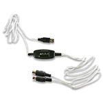 ART MCONNECT USB Midi Link Cable