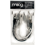 "Moog ACC-CABLE-SET-2 5-pk of 6"" Patch Cables"
