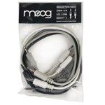 "Moog ACC-CABLE-SET-3 5-pk of 12"" Patch Cables"