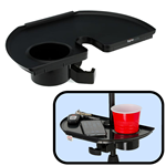 Gator GFW-MICACCTRAY Mic Stand Accessory Tray